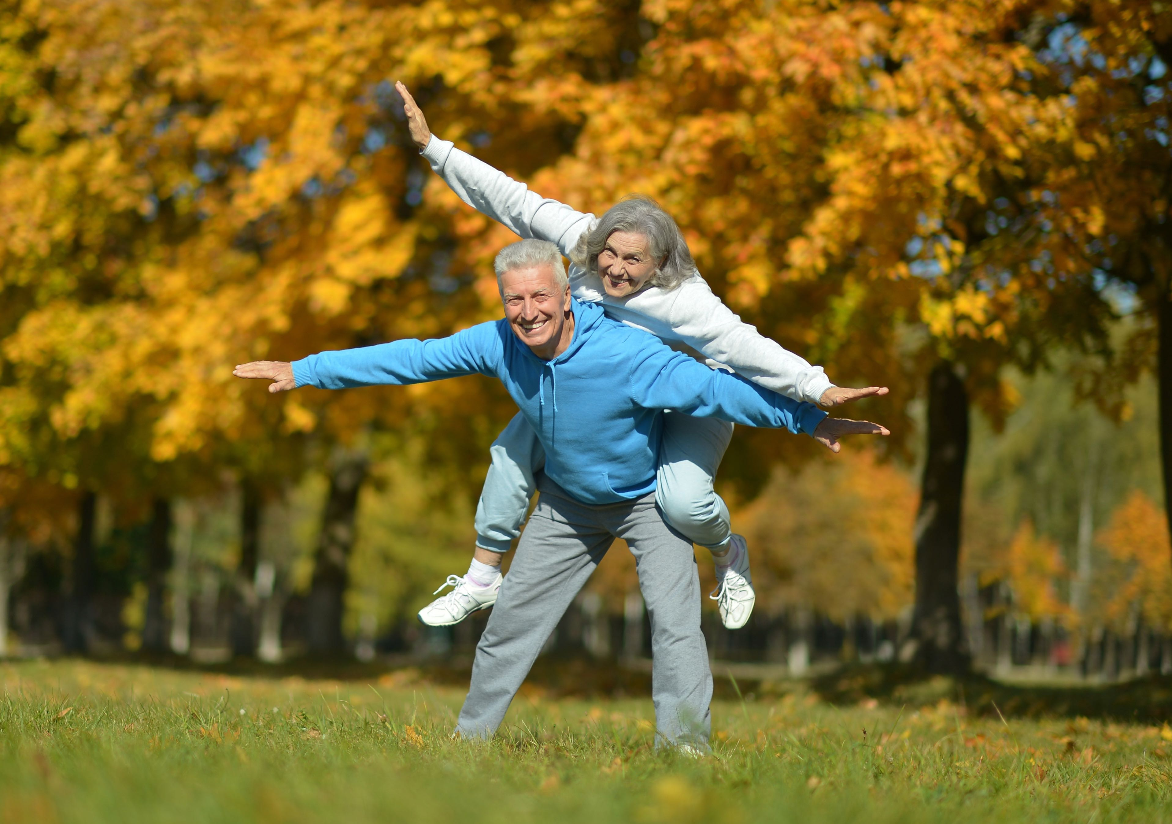 Prévention des chutes chez la personne âgée